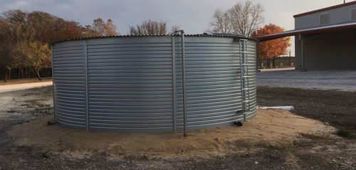 16,000 Gallon - Pioneer Water Storage Tank - Model XL13