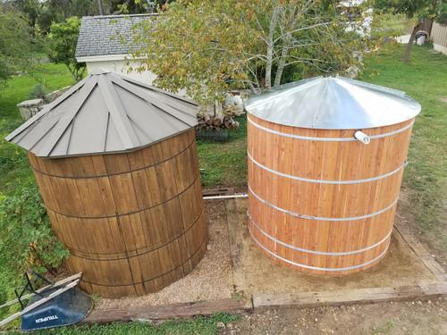 Timber Tanks