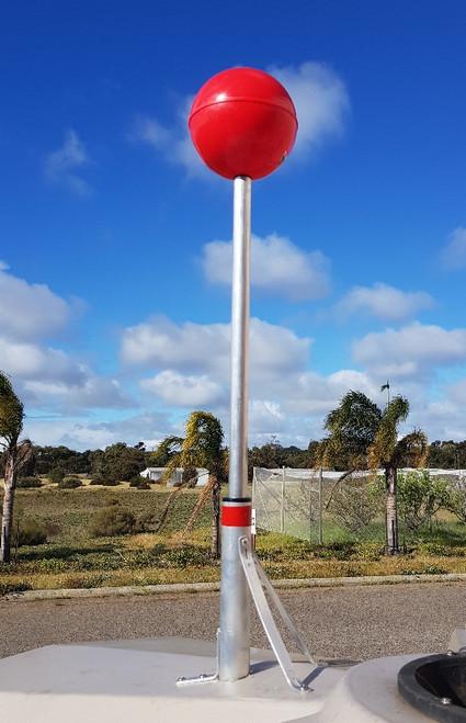 Hi-Visibility Dipstik Water Tank Level Gauge