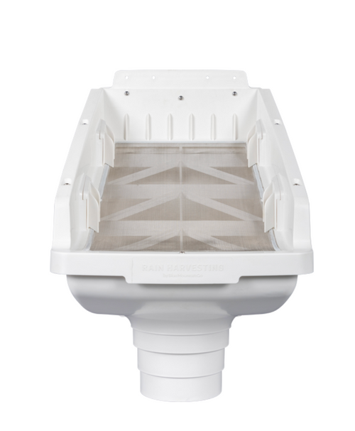 """6"""" Leaf Eater Commercial (Plastic) Downspout Filter (RHCL60)"""