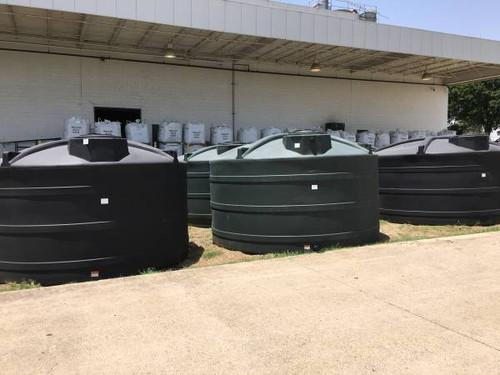 5000 Gallon Water Storage Tank