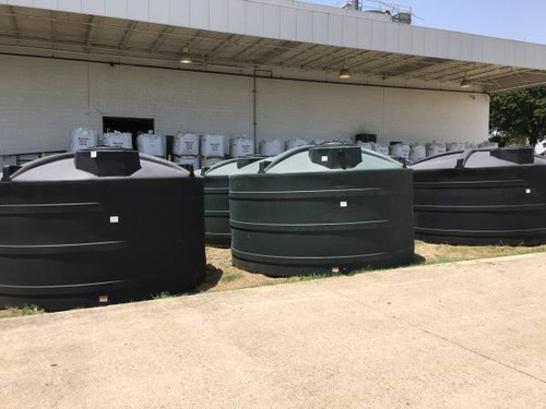5000 Gallon Water Storage Tank