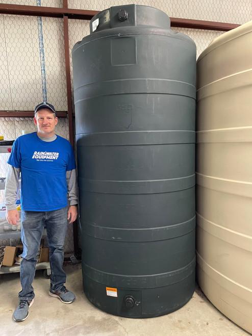 750 Gallon Water Storage Tank*