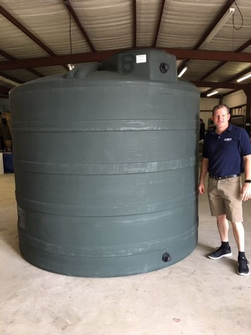 3000 Gallon Water Storage Tanks* 102""