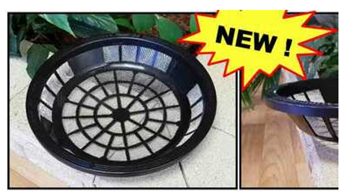"20"" HIGH FLOW LEAF FILTER BASKET"