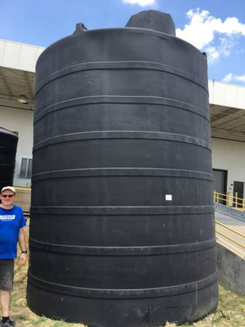 "12000 Gallon Black Water Storage Tank - NEW ""Blemished"" (52077)"