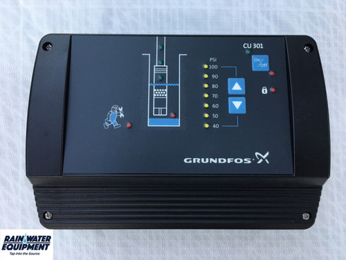 CU301 CONSTANT PRESSURE STATUS BOX