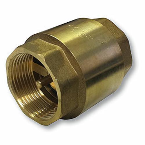 Brass Check Valves (CV4T-G)