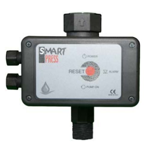 Smart Press Electronic Pump Control | DAB
