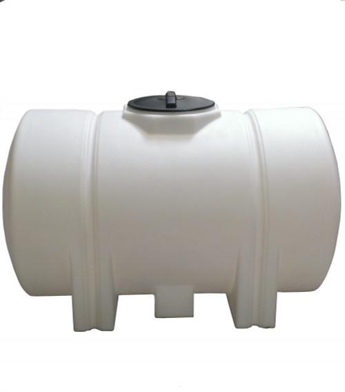 325 Gallon Horizontal Leg Tank | PM325LPW | Poly-Mart