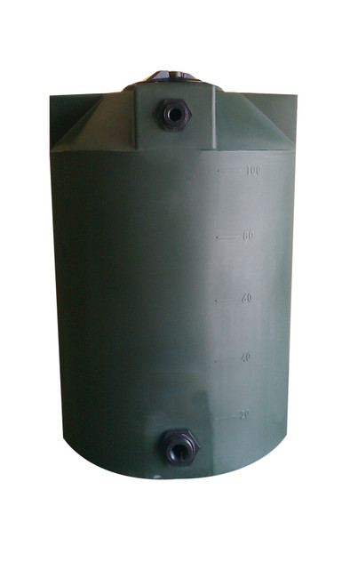 100 Gallon Water Storage Tank- PM100*