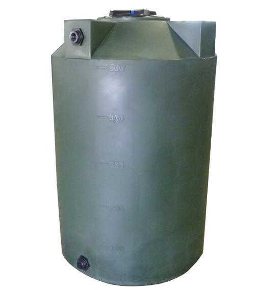500 Gallon Water Storage Tank
