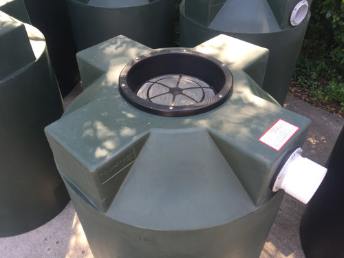"12"" Tank Guardian Primary Tank Screen - Standard TASS06 - installed (Tank not included)"