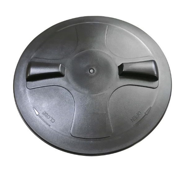 """16"""" Threaded Non-Vented Lid for Storage Tank (16-INCH-NON-VENTED-LID)"""