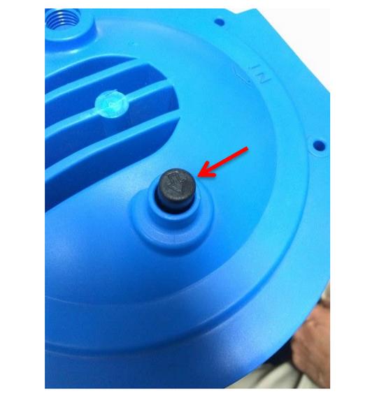 Vent Button Kit for Viqua Filter Housing