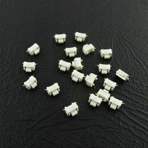6 x 6 x 5mm Micro Momentary Tactile Push Button Switch x15 Arduino // AVR