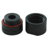 The iButton Capsule is a mechanical enclosure to protect iButton Temperature Loggers (DS1921 and DS1922 series) from moisture, solvents and pressure during applications such as: Autoclave sterilization, environmental research and monitoring of beverage production.