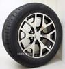 "Black and Machine 20"" Honeycomb Wheels with Goodyear Tires for GMC Sierra, Yukon, Denali - New Set of 4"
