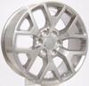 "Polished 20"" Honeycomb Wheels for GMC Sierra, Yukon, Denali - New Set of 4"