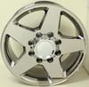 "Chrome 20"" 8 Lug 8-165 Wheels for 2000-2010 GMC , Denali 2500 3500 - New Set of 4"