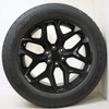 "Gloss Black 20"" Snowflake Wheels with Goodyear Tires for GMC Sierra, Yukon, Denali - New Set of 4"