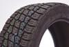 """Chrome 22"""" Snowflake Wheels with Nitto Terra Grappler Tires for GMC Sierra, Yukon, Denali - New Set of 4"""