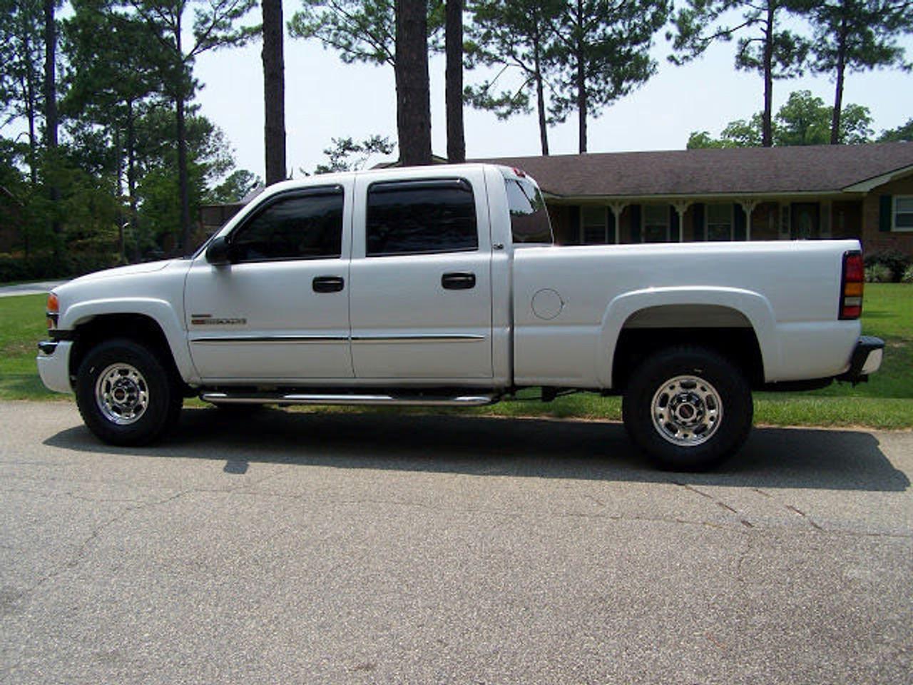 16 Inch 8 Lug Alloy Wheels For Gmc 2500 3500 Hd Duramax