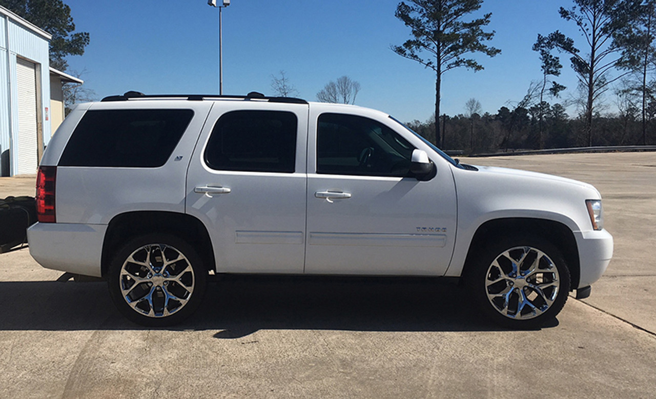 Tahoe shown for display purposes only