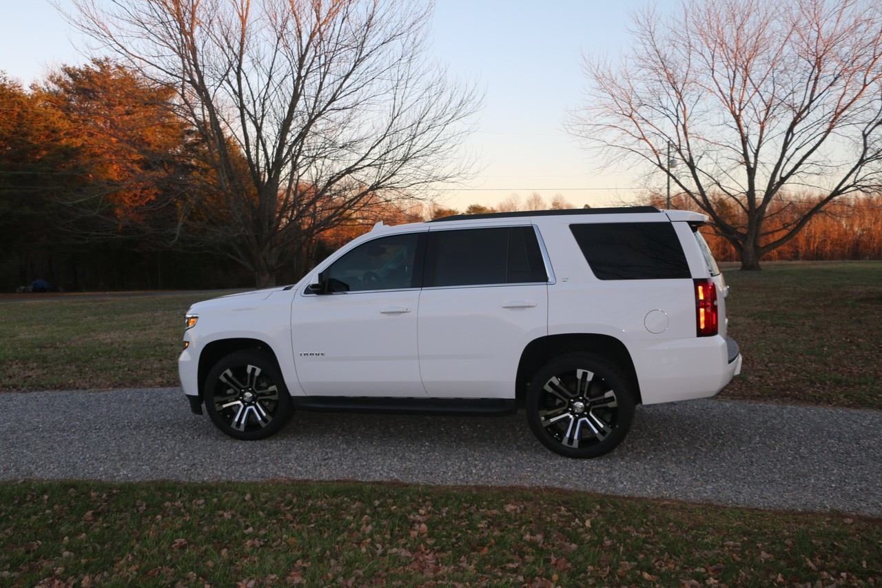 Gmc Gloss Black And Machine 22 Inch Denali Style Split Spoke Wheels
