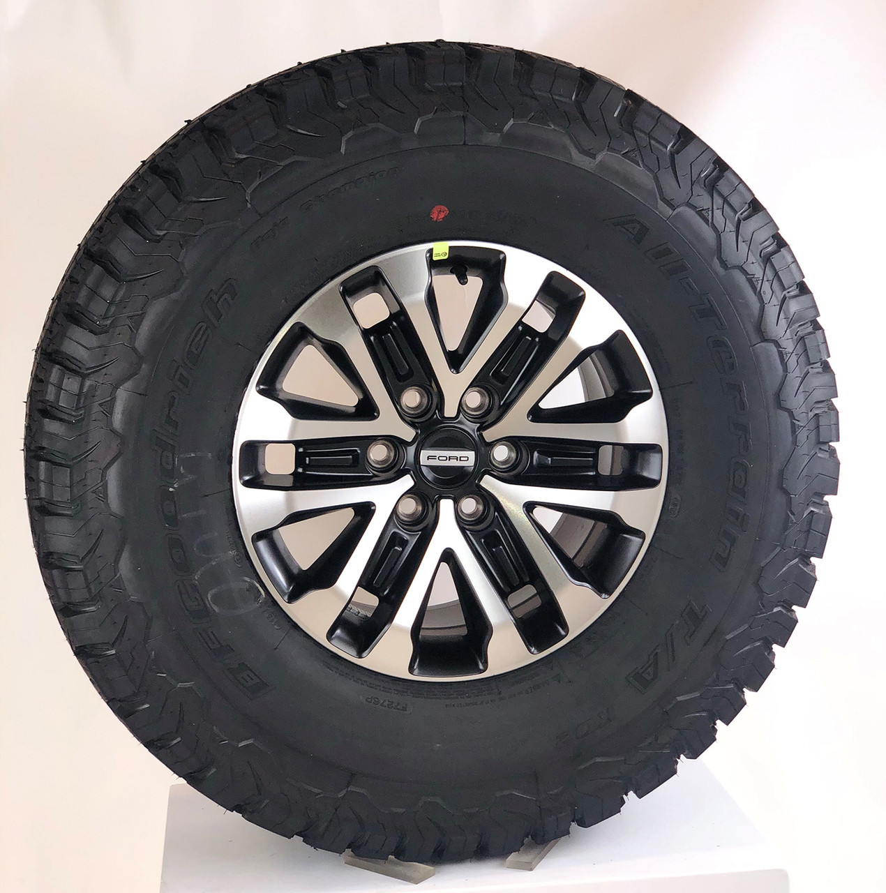 Ford F150 Factory Rims For Sale >> New Takeoff Ford F150 Raptor 17 Factory Oem Wheels Rims 315 70r17 Bfg Tires