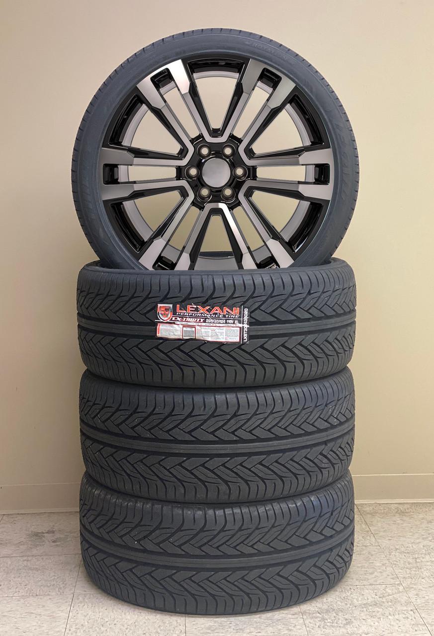 Lexani tires