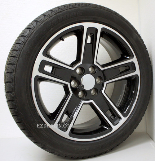 Chevy Chevy Wheels And Tires Tahoe 22 Wheels And Tires Page