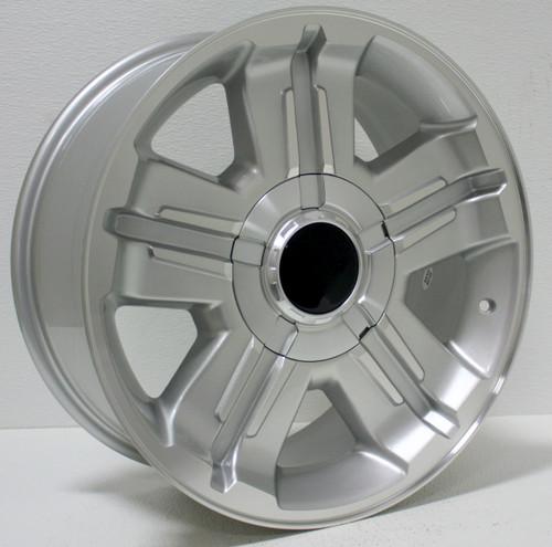 "Set 4 New 18"" Replica Z71 Wheels Rims fits 2000-2018 Chevy Silverado, Suburban, Tahoe"