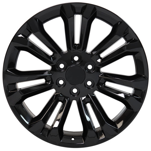 Chevy Silverado Truck Wheels And Tires