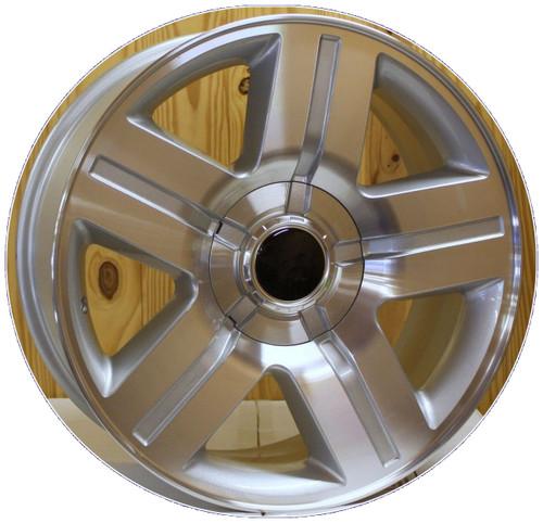 "Machine 20"" Texas Wheels for GMC Sierra, Yukon, Denali - New Set of 4"