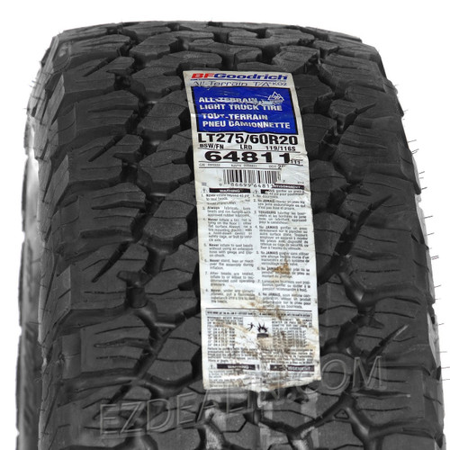 "Black and Machine 20"" Snowflake Wheels with BFG KO2 A/T Tires for GMC Sierra, Yukon, Denali - New Set of 4"