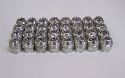 Set of 32 Double Threaded 14 mm Lug Nuts for GM 2500 3500 Trucks