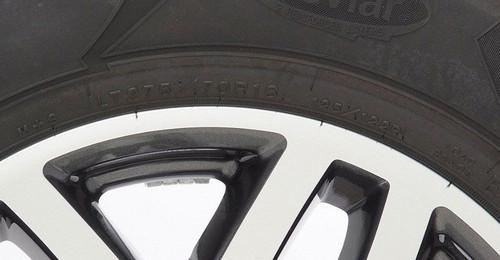"""Takeoff Ford F250 F350 Lariet 18"""" OEM 2005-2018 Wheels Rims Goodyear Tires"""