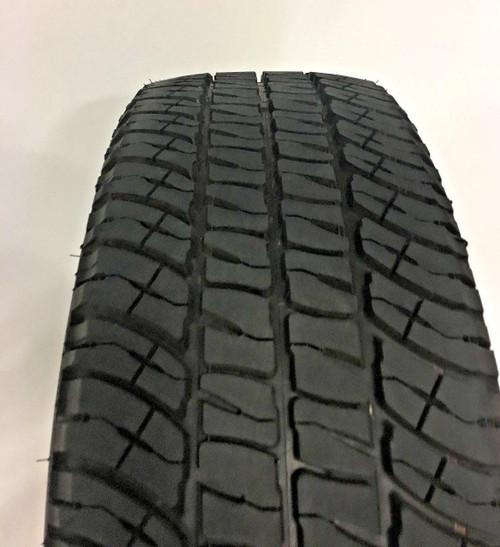 "Takeoff Ford F250 F350 Super Duty 20"" OEM Black Wheels with Michelin Tires 2005-2021"