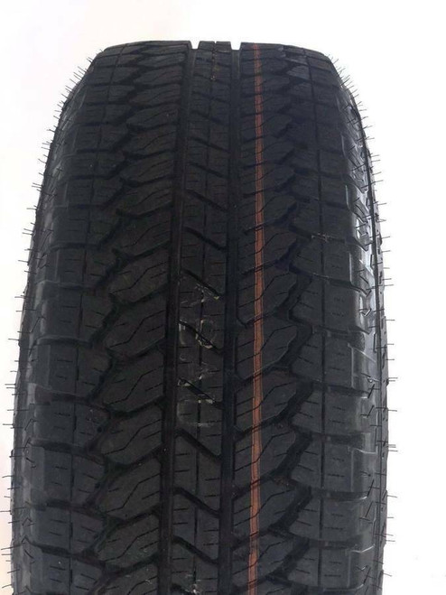 "New OEM Takeoff 20"" GMC Sierra Black AT4 Wheels Bridgestone A/T Tires"