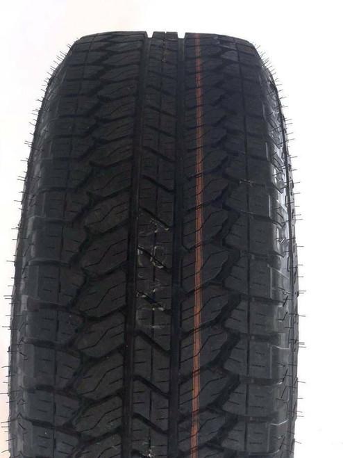 "New OEM Takeoff 20"" Chevy Black AT4 Wheels Bridgestone A/T Tires"