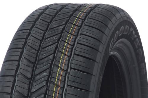 "Gloss Black 20"" Denali Style Split Spoke Wheels with Goodyear Tires for Chevy Silverado, Tahoe, Suburban - New Set of 4"