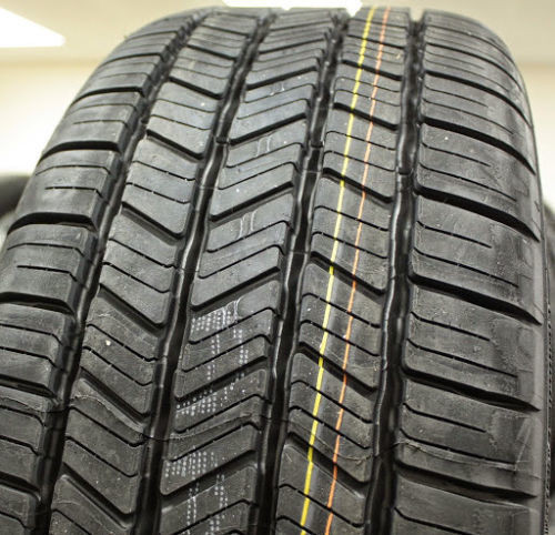 "Chrome 20"" Denali Style Split Spoke Wheels with Goodyear Tires for GMC Sierra, Yukon, Denali - New Set of 4"