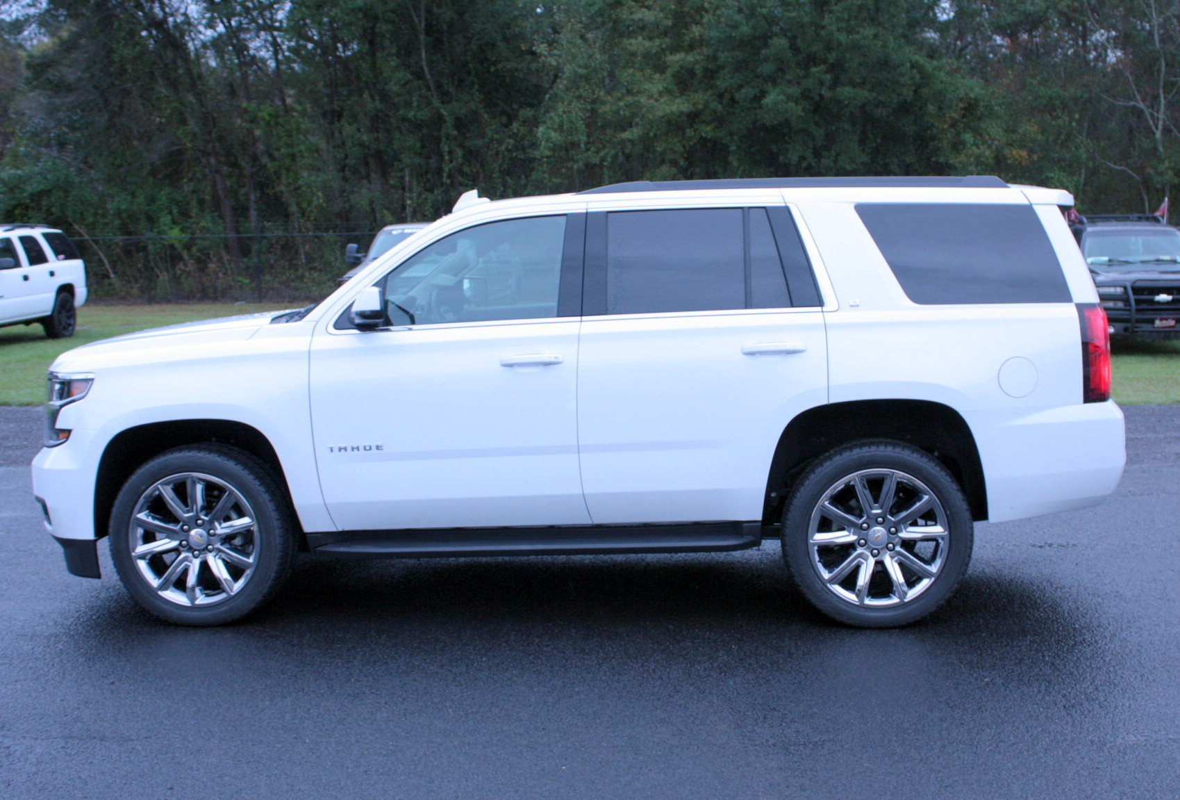 Chevy Tahoe New Style