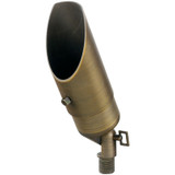 Low Voltage Brass Spotlight