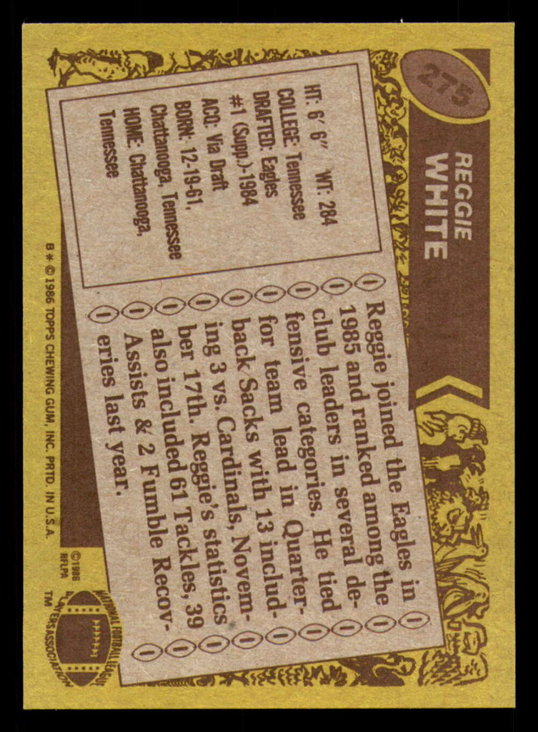 1986 Topps #375 James Wilder Near Mint  ID: 302003