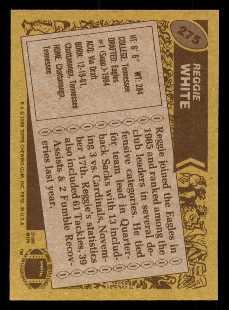 1986 Topps #375 James Wilder Ex-Mint