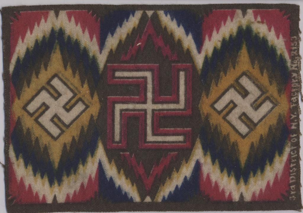1912-1915 B13 Miniature Indian Blankets Lot 1  #*