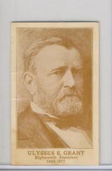 1920's Weber Bros. D68 President Of The United States Ulysses S. Grant  #*