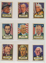 1952 Topps Look N See Set 135   #*